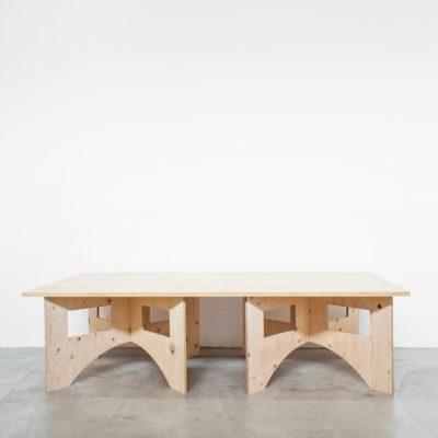 ローテーブル1(天板/大・ナチュラル)
